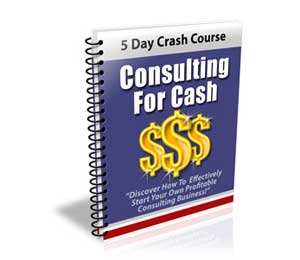 Consulting For Cash