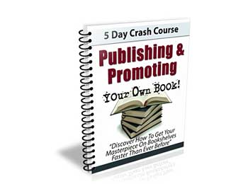 Publishing & Promoting Your Own Book