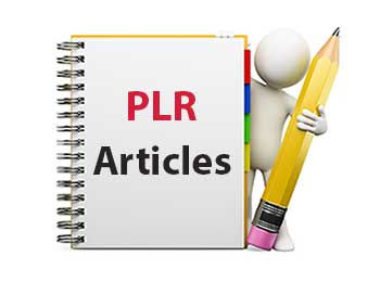 25 Miscellaneous PLR Articles